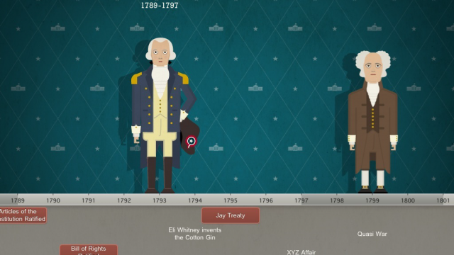 Brush Up On U.S. Presidents And More With American Presidents For iPad