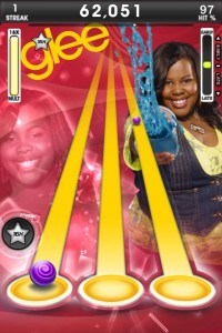 Tap Tap Glee Bursts Onto The App Store