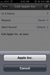 Alert Notes by Purkee screenshot