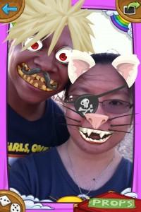 Faces ~ photo fun! by tap tap tap screenshot