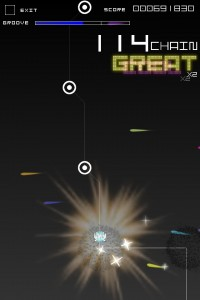 Groove Coaster by TAITO Corporation screenshot