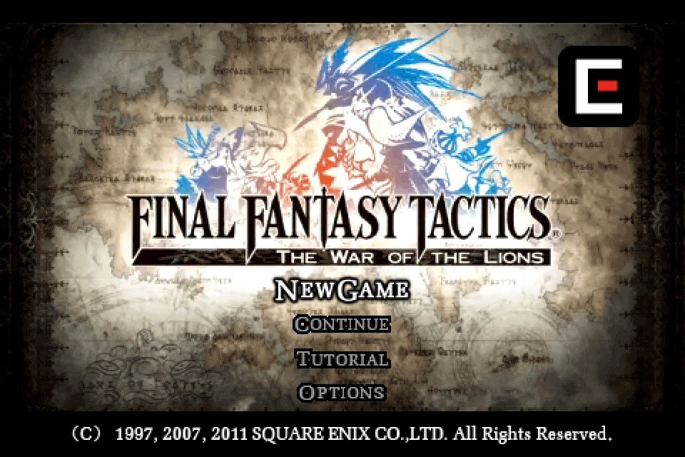 Final Fantasy Tactics: The War Of The Lions Is Finally On Your iPhone