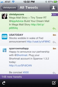 Twitterrific for Twitter by The Iconfactory screenshot