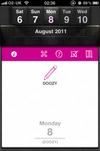 Keep Track Of Your Errands, Dates And Reminders With Powerful Flexibility In Doozy — Plus Win A Copy!