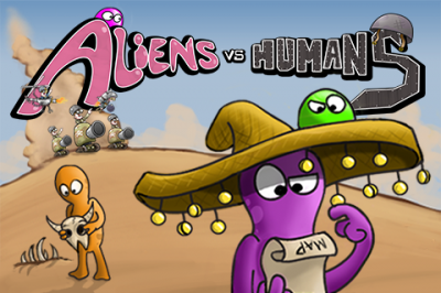 Protect Your Bases To Open A Portal And Go Home In Aliens Vs Humans