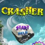 Vent Your Frustration Through Vandalism In Crasher