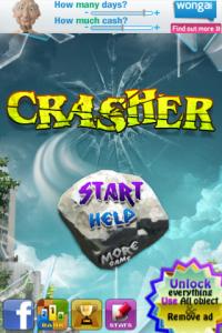 Vent Your Frustration Through Vandalism In Crasher