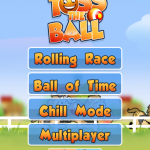 Throw A Variety Of Balls To Win Prizes In Toss The Ball