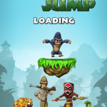 Jump, Shoot And Fly Your Way Into The Heavens In Gorilla Jump