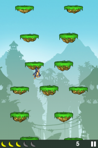 Gorilla Jump by Gorilla Gaming Gmbh screenshot