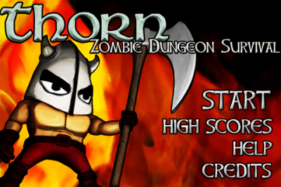 Win A Copy Of The Newly Updated Game Thorn: Zombie Dungeon Survival