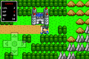 Guardian Saga by 9th Bit Games screenshot