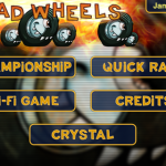 No Banana Peels But Plenty Of Firepower In The New Racing Game Mad Wheels