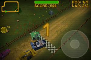 Mad Wheels by Chillingo Ltd screenshot