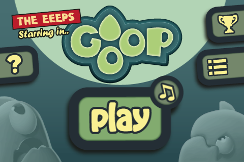 Help The Irresistibly Cute Eeeps To Safety In Goop
