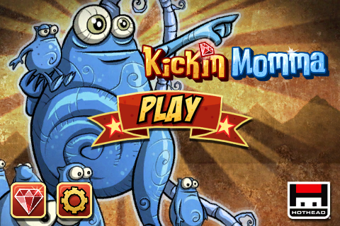 Punt Your Children Into Oblivion With The Awesome Puzzle Game Kickin Momma