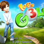 Gameloft's Third Installment Of Let's Golf! Is Finally Here And We Like What We See