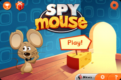 Outwit Cats And Snag The Cheese In The Epic Game Of Spy Mouse