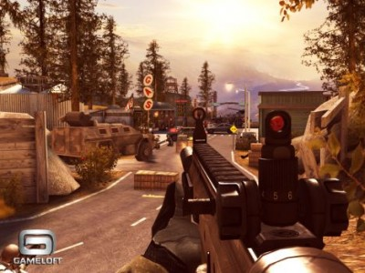 Trailer For Modern Combat 3 Released