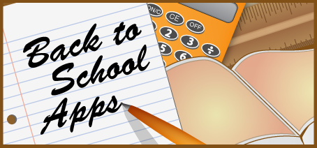 AppList Updated: Back To School Apps