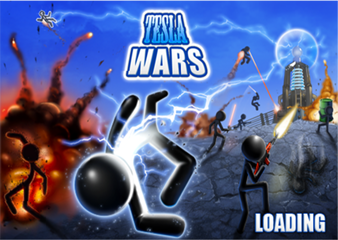 Quirky App Of The Day: Tesla Wars