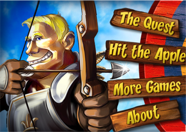 Quirky App Of The Day: Hit The Apple!