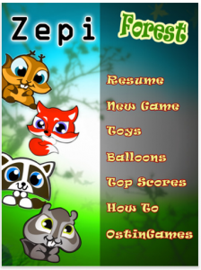 Match Objects In Zepi: Kids HD