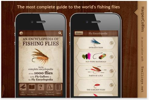 Comprehensive Fly Fishing App Provides Plenty Of Information