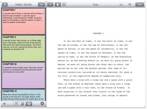 Storyist Is A Boon For Novelists And Screenplay Writers