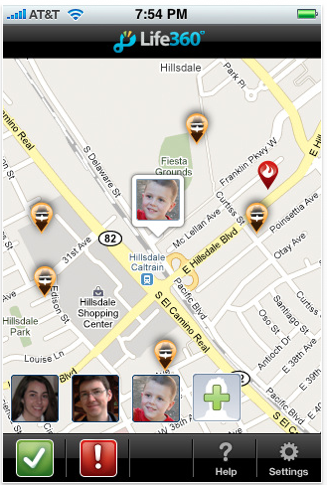 Follow Your Loved Ones With Life360 Family Locator