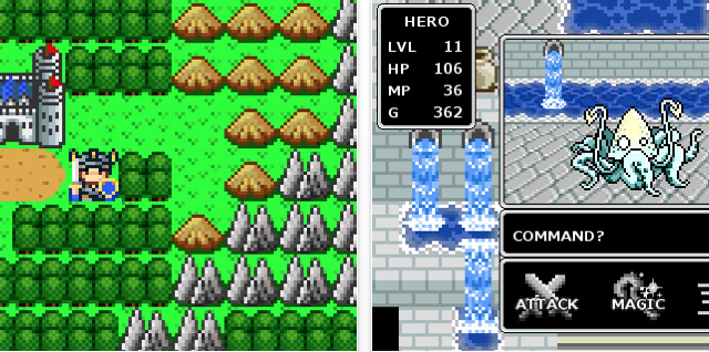 Guardian Saga Offers Retro RPG Goodness On iPhone