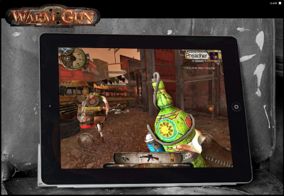 Steampunk FPS Game Set In The Wild Wild West Coming Soon