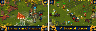 Majesty: The Fantasy Kingdom Sim Hits The App Store As A Universal App