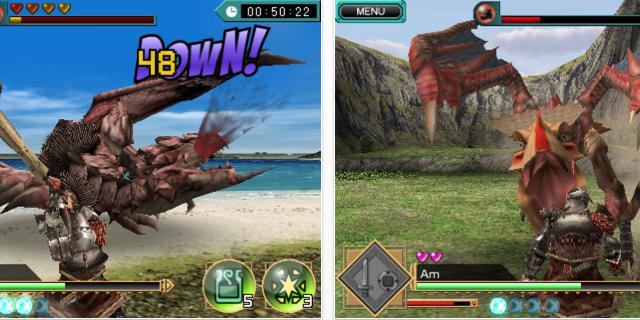Capcom Updates Monster Hunter Dynamic Hunting
