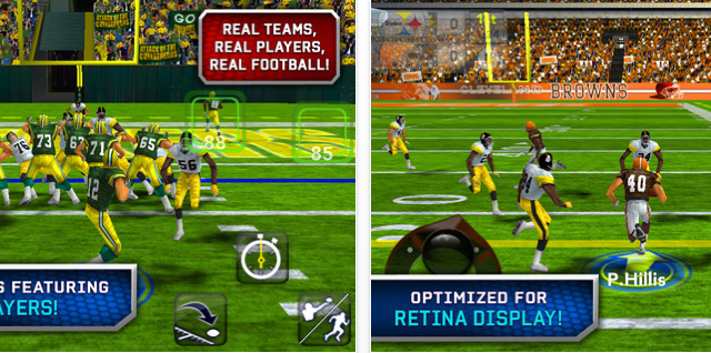 EA Releases Madden NFL 12 For iPhone And iPad