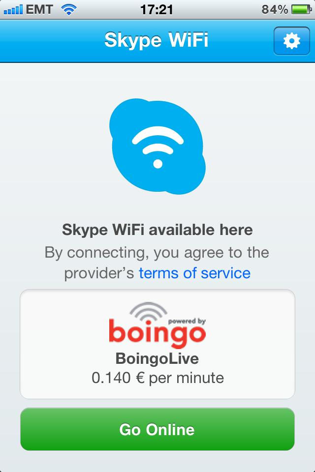 Skype WiFi Arrives Worldwide And Is Free This Weekend