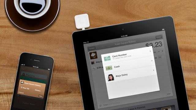 Square Is Becoming The Common Way To Accept Credit Cards