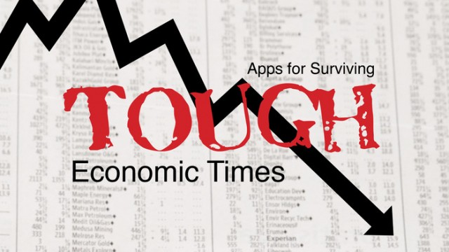 New AppList: Apps For Surviving Tough Economic Times