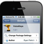 Jailbreak Only: VoiceKeys - Dictate To Your iPhone