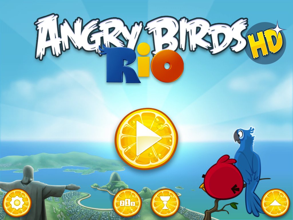 Angry Birds Rio 1.3 Brings New Levels And Achievements