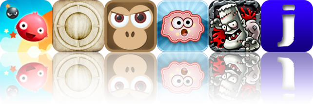 iOS Apps Gone Free: iBlast Moki, Square&Ball, Monkey Mind, And More