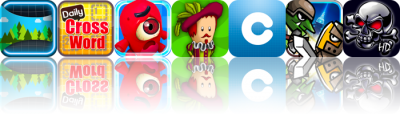 iOS Apps Gone Free: 360 Panorama, Daily Crossword, The Eyeballs, And More