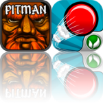 iOS Apps Gone Free: Scream'N'Run, JabberMouth, Pitman, And More