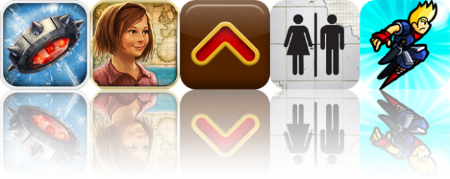 iOS Apps Gone Free: Amazing Breaker, Treasure Seekers: Visions Of Gold, Pocketball, And More