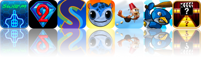 iOS Apps Gone Free: geoDefense Swarm, Bejeweled 2 + Blitz, Shake-A-Phrase, And More