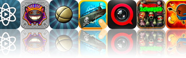 iOS Apps Gone Free: Video Time Machine, Anodia, SotA, And More