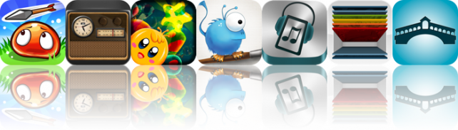iOS Apps Gone Free: Mega Bad, Radio Alarm, Magnetic Baby, And More
