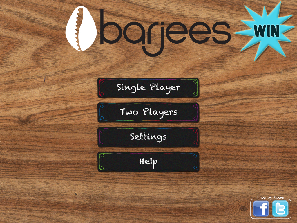 A Chance To Win A Barjees (Universal) Promo Code With A Retweet Or Comment