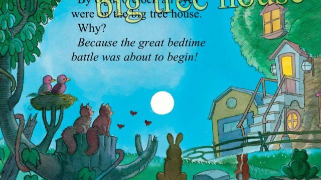 The Berenstain Bears' Bedtime Battle Will Now Commence