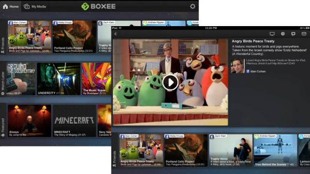 Boxee For iPad Arrives